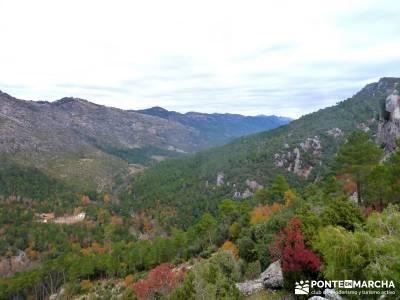 Cazorla - Río Borosa - Guadalquivir; el gasco torrelodones sierra de madrid pueblos con encanto sie